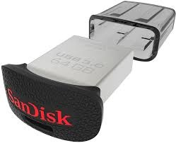 16GB SanDisk Ultra Fit USB 3.0 Flash Drive