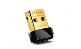 TP-LINK WN725N WIRELESS-N NANO USB ADAPTER, 150MBP...