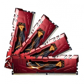 16GB G.Skill DDR4-2133 Quad Channel [Ripjaws4] F4-...