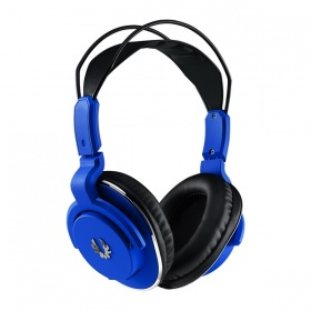 Bitfenix Cobalt Blue Flo 3.5mm Headset