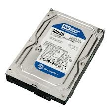 "500GB WD \'Caviar Blue\', 3.5""/7200rpm/SATA3/16..."