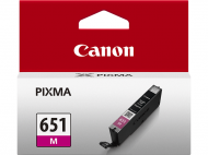 Ink Compatible For Canon CLI-651M