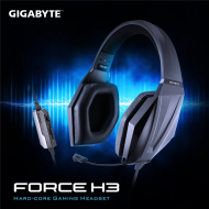 GIGABYTE FORCE-H3 HEADSET /BLK