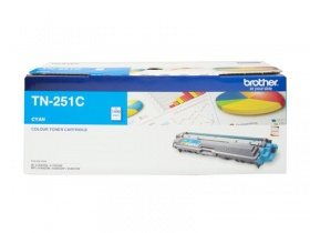 BROTHER TN-251 CYAN TONER FOR HL-3150CDN, 3170CDW,...