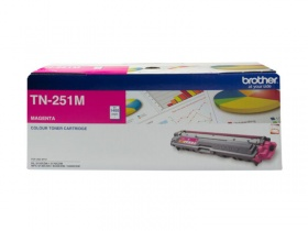 Brother TN-251M Magenta Toner