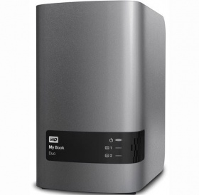 12TB WD My Book Duo External storage/USB 3.0 up to...
