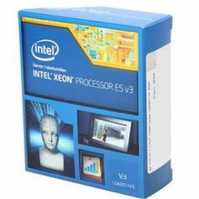 Intel Xeon E5-2600 v3 2600 MHz Turbo frequency 340...