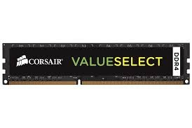 4GB Corsair Value Select Memory — (1x4GB...