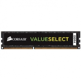 8GB Corsair Value Select 2133Mhz CL 15-15-15-36 DDR4 1.5v RAM