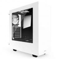 NZXT SOURCE 340 WHITE S/PANEL USB3.0