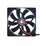 140mm Scythe (120mm Mounts) GlideStream 1200RPM Fa...