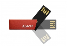 16GB Apacer AH130 USB 2.0 Flash Drive, Swivel Desi...