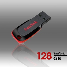 128GB Sandisk Cruzer Blade CZ50 USB Flash Drive