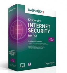 Kaspersky Internet Security 2017 3 PC 1 Year OEM e Licence only NO DISK
