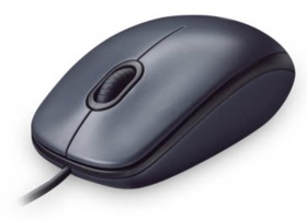 LOGITECH M90 OPTICAL MOUSE, [910-001795]