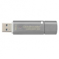 16GB Kingston DataTraveler Locker+ G3 Hardware Enc...