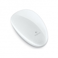 Logitech T620 Touch Mouse. Swipe, scroll, tap and ...