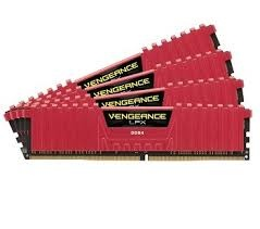 16GB Corsair Vengeance LPX (4x4GB) DDR4 DRAM 2400M...
