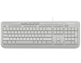 Microsoft Keyboard 600 White