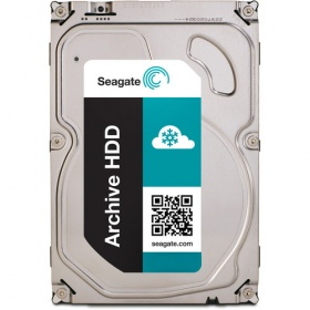 6TB Seagate ARCHIVE HDD 3.5in SATA 5900RPM 128MB