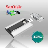 128GB SanDisk iXpand USB 2.0 Lightning / connector...