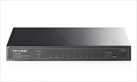 TP-Link TL-SG2210P 8-Port Gigabit Smart PoE Switch...