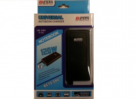 Besta 120W Universal AC Charger with one USB port
