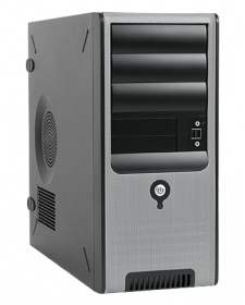 InWin C583 ATX MID TOWER 400W 80+ GOLD USB3