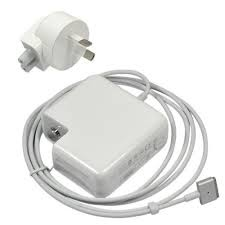 60W Notebook AC Charger for Apple Macbook, MagSafe 2 Connecter