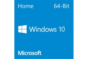 Windows 10 Home 64-bit DVD - OEM