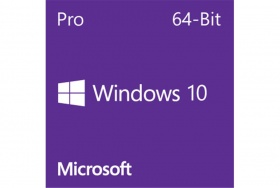 Windows 10 Professional 64-bit DVD - OEM
