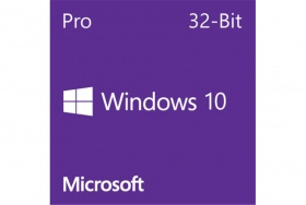 Windows 10 Professional 32-bit DVD - OEM