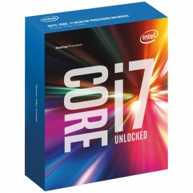 Intel Core i7-6700K 4GHz - No Heatsink