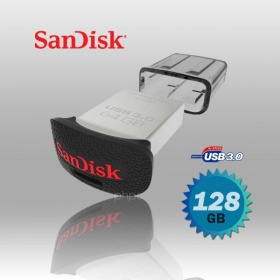 128GB SanDisk CZ43 Ultra Fit USB 3.0 (SDCZ43-128G)...