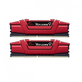 8GB G.Skill DDR4-2400 Dual Channel Ripjaws V Blazi...