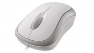 MS BASIC OPTICAL MOUSE USB WINDOWS / MAC WHITE (RE...
