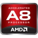 AMD A8 7670K 3.9 GHZ BLACK PIB