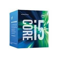 Intel Core i5-6600 3.3 GHz, 4 cores, 6MB cached
