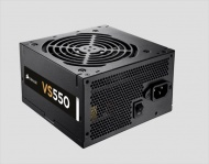 550W Corsair VS550 ATX Power Supply, 120mm fan, 2x...