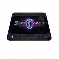 QcK Starcraft II Heart Of The Swarm Logo Edition M...