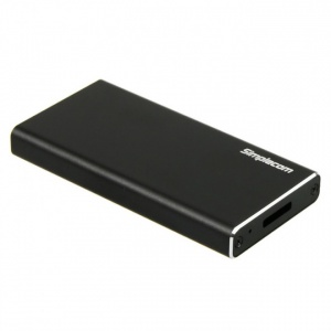 DNA - Simplecom SE100 SuperSpeed USB 3.0 Aluminum ...