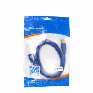 Simplcom CA315 1.5M 5FT USB 3.0 SuperSpeed Extensi...