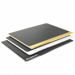 Simplecom CM210 Aluminium Panel Gaming Mouse Pad w...