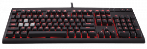 Corsair Gaming STRAFE Cherry MX BROWN Keyboard
