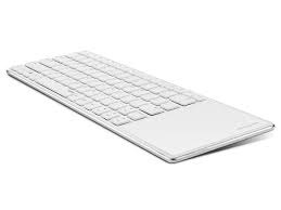 RAPOO E6700 Bluetooth Touch KB - White