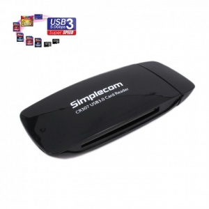 Simplecom CR307 SuperSpeed USB 3.0 All In One Card...