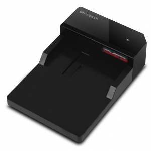 "Simplecom SD323 USB 3.0 Horizontal SATA Hard Drive Docking Station for 3.5"""" and 2.5"""" HDD """