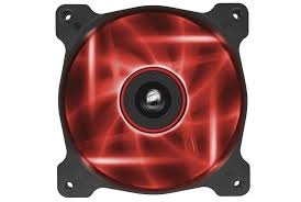 120mm Corsair LED Fan AF120-LED, Red, Single Pack