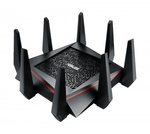 ASUS Wireless-AC5300 Tri-Band Gigabit Router