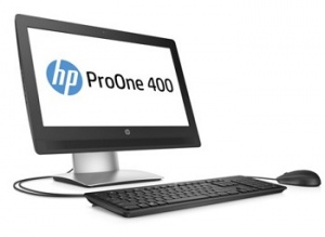 "HP 400 ProOne G2, AiO, 20"""" Touch, i5-65..."